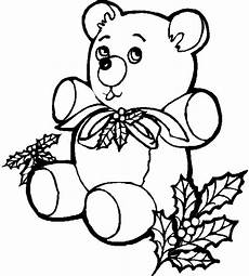 teddy coloring pages teddy gift