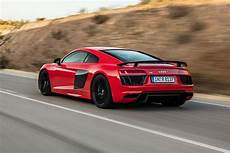 2017 Audi R8 V10 Plus Drive Digital Trends