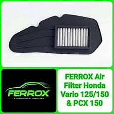 Modifikasi Filter Udara Vario 125 by Jual Filter Udara Ferrox Vario 125 Vario 150 Pcx 150