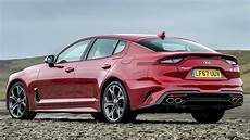 2018 red kia stinger gt s stunning five seater gran turismo youtube