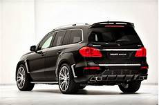 Mercedes Gl63 Amg B63 Widestar By Interior And Exterior