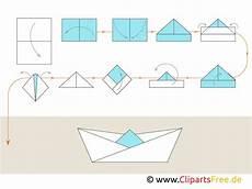schiffchen falten anleitung schiff aus papier origami anleitungen zum falten