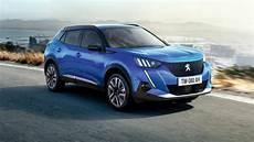 Neuer Peugeot 2008 Erster Vollelektrischer Suv Der