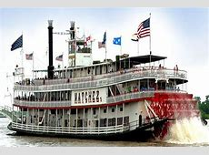 Mississippi Steamboat Evening Jazz Cruise Tour & Dinner