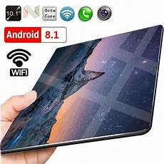 10 1 zoll android 8 1 tablet octa ram 4gb rom 64gb 3g