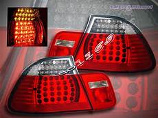99 03 bmw e46 lights led coupe 2 door 325 330 328