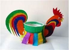Recyled Chicken Craft For Crafts And Worksheets For