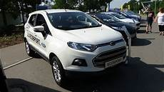 ford ecosport trend 2015 ford ecosport trend exterior and interior