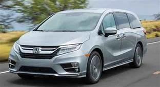 2020 Honda Odyssey Specs  Car US Release