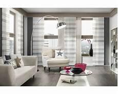 vorhänge wohnzimmer günstig schiebegardine kiruna braun 60x245 cm schiebegardine