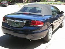 Sell Used 2005 Chrysler Sebring Limited Convertible 2 Door