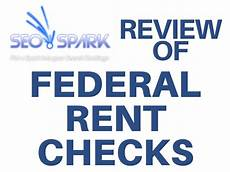 rent to own no credit check no down payment federal rent checks review is this a good opportunity or big scam seo spark