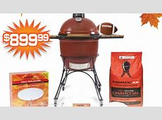 Football Fans Can Get Special Pricing on the Kamado Joe