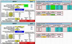 Comment Calculer Imp 244 T Sur Le Revenu Avec Excel