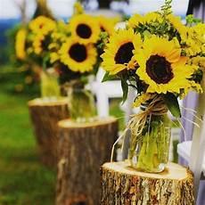 tischdeko mit sonnenblumen sonnenblumen deko ideen sonjas hochzeit sonnenblumen