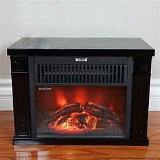 Tabletop Infrared Space Heater Effect Portable Mini