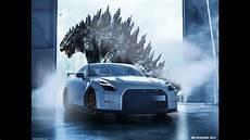 Nissan Gtr R35 Godzilla Wallpaper nissan gtr r35 godzilla tribute