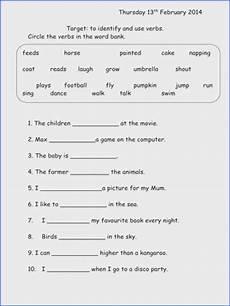 3rd grade grammar worksheets mychaume com