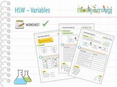 worksheets ks4 18926 how science works hsw worksheet 1 variables ks3 ks4 teaching resources