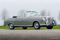 Mercedes 220 Se Cabriolet 1959 Welcome To