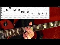Bending Strings Easy Guitar Lesson