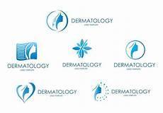 dermatology modern logo download free vector art stock graphics images