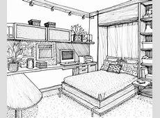 Bedroom Drawing Ideas Simple Design 1 On Living Room