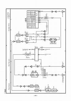 toyota rav4 wiring diagrams car electrical wiring diagram