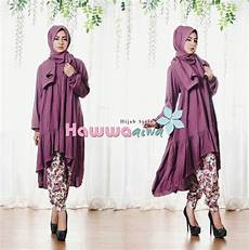 Model Baju Terbaru Fashion Muslimah Modern Desain