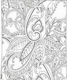 malvorlage blumen ornamente genial 40 ausmalbilder blumen