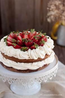 crema chantilly di benedetta parodi torta al cacao con composta di fragole e crema chantilly la cuoca dentro