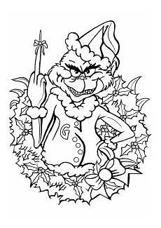 grinch malvorlagen pdf the grinch coloring pages for adults just color