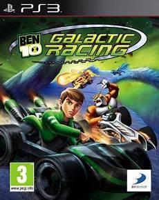 Ben 10 Galactic Racing Ps3 Argusjeux Fr Argus Jeux