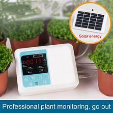 Bakeey Garden Solar Watering Automatic Watering by Newest Intelligent Garden Automatic Watering Device Solar