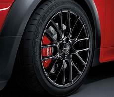 mini genuine jcw 17 quot alloy wheel cross spoke challenge