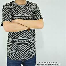 jual baju kaos cowok pria motif tribal hitam di lapak sakku indonesia dikawar