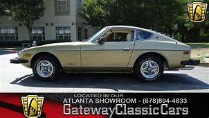 1978 Datsun 280Z  Gateway Classic Cars Of Atlanta 16