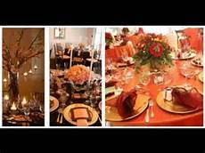 diy fall wedding party centerpieces decorations youtube