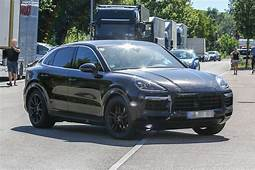 New Porsche Cayenne Coupe Spied Testing  Auto Express