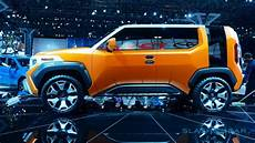 the toyota ft 4x concept is a millennials toy truck made real slashgear