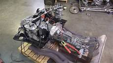 2365cc Type 4 Aircooled Vw Engine Porsche 914 Warmup