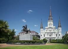 New Orleans Sehenswürdigkeiten - st louis cathedral new orleans