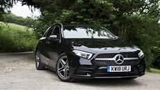 Mercedes A Class 2018 Review Small Car Big Tech Alphr