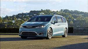 NEW 2018 Chrysler Pacifica AWD  YouTube