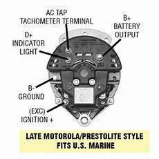 marine alternators explained arco