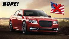2018 Chrysler 300 Srt Why America Doesn T Get This Model