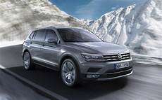 2019 vw tiguan usa release date rumors changes colors
