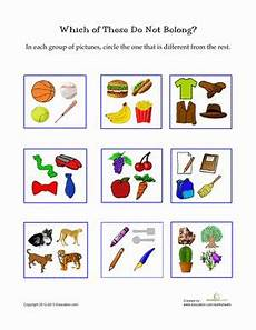 categorizing worksheets 2nd grade 7931 picture categorization the o jays patterns and pictures