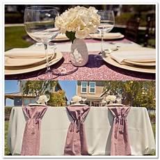 diy table runners artfully wed wedding blog