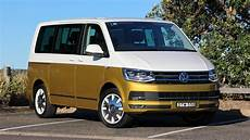 2018 Volkswagen Multivan Kombi 70 Spin Review